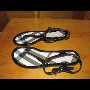 Authentic Burberry Sandals size 35